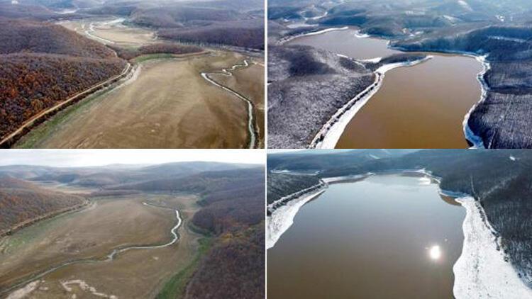 İstanbul'un Trakya'dan suyunu karşılayan barajlar hayat buldu! İşte son durum