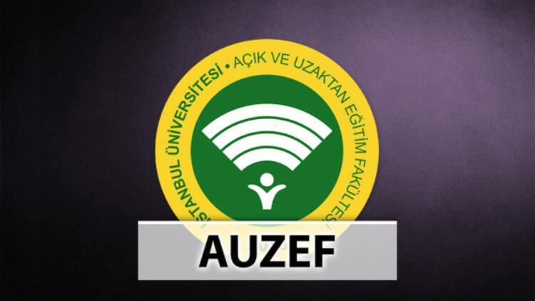 AUZEF harf notları ne zaman açıklanacak? AUZEF AGNO harf notları bilgisi..DD ve DC geçer mi?