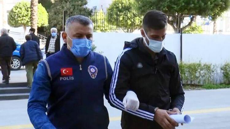 Baygın bulunan uyuşturucu şüphelisi tutuklandı