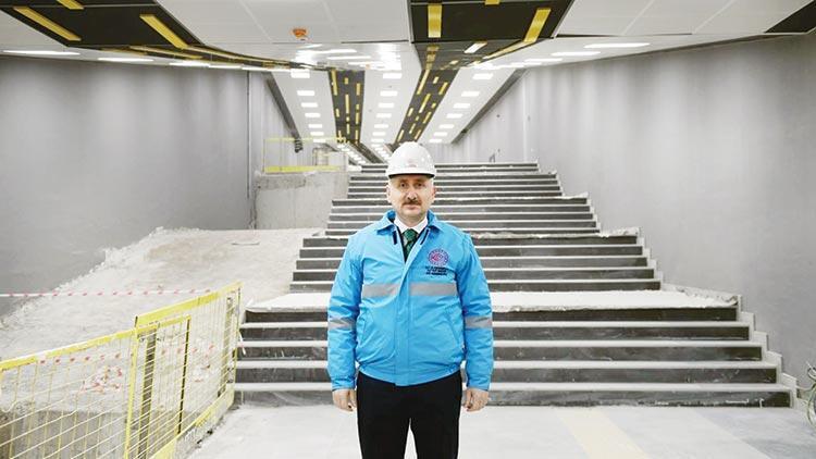 AKM-Gar-Kızılay metro hattı 2022'de devrede