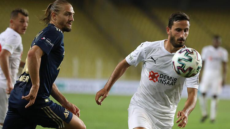 Fenerbahçe zorlu Sivasspor deplasmanında!