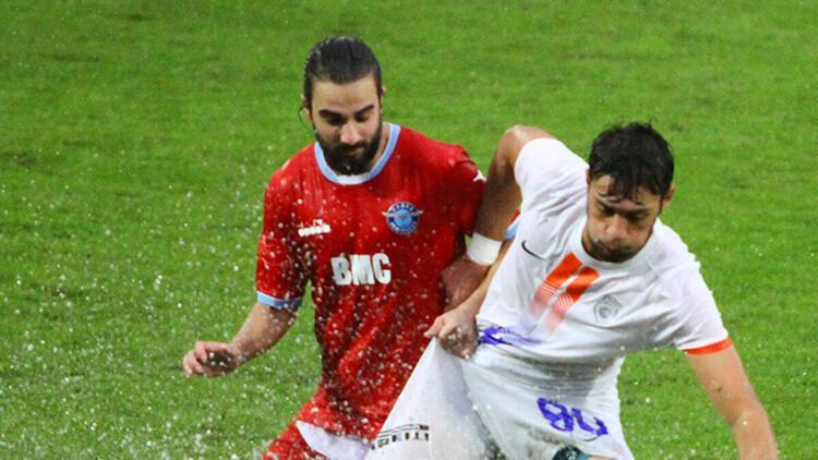Menemenspor'dan Hamza Ok hamlesi! Ümit Karan takımı güçlendiriyor...