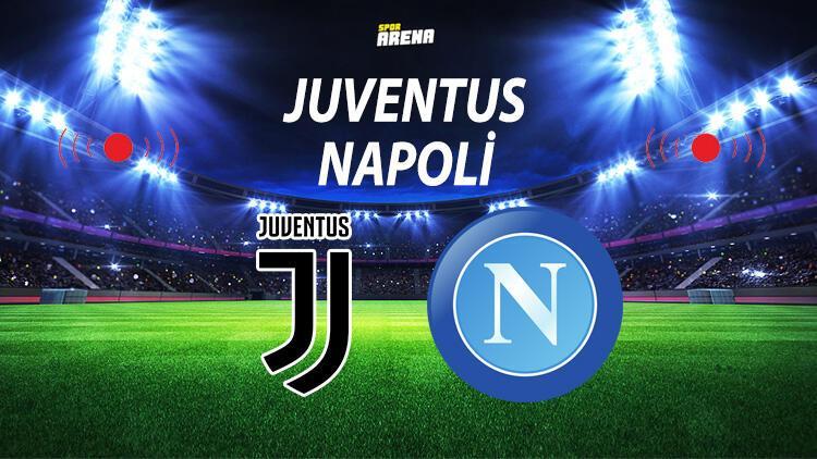 Juventus Napoli maçı ne zaman saat kaçta hangi kanalda? Süper Kupa finali maçı için geri sayım!