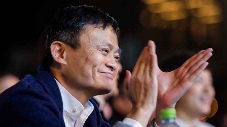 Alibaba'nın kurucusu ortaya çıktı, hisseler yükseldi