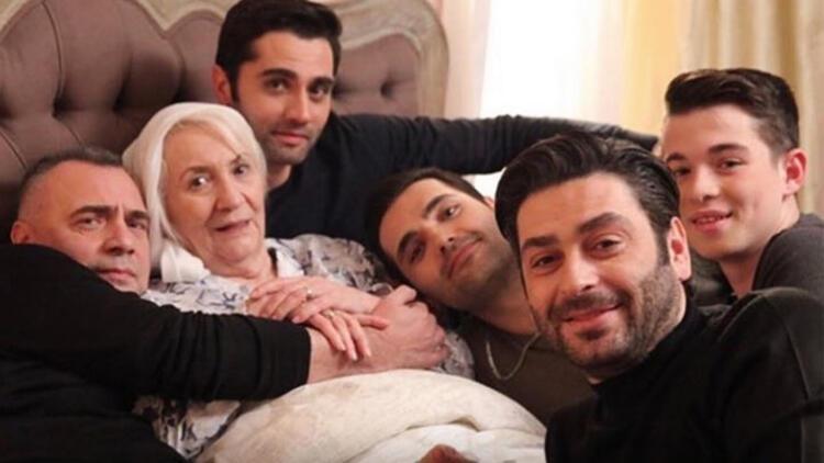 Eşkıya Dünyaya Hükümdar Olmaz oyuncularından duygulandıran paylaşımlar: Anneler ölmez... Bir an önce iyileş Sabina