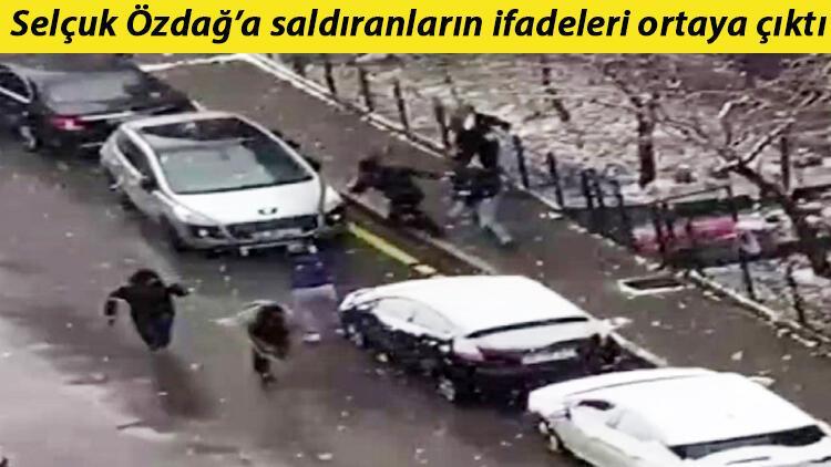 Selçuk Özdağ'a saldıranların ifadeleri ortaya çıktı: 'Ayağı kaydı, demir korkuluğa kafasını çarptı'