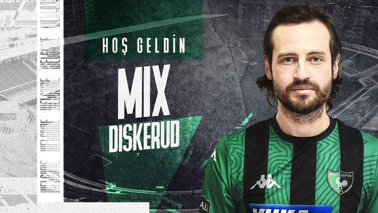 """Denizlispor, Mikkel """"Mix"""" Diskerud transferini açıkladı!"""