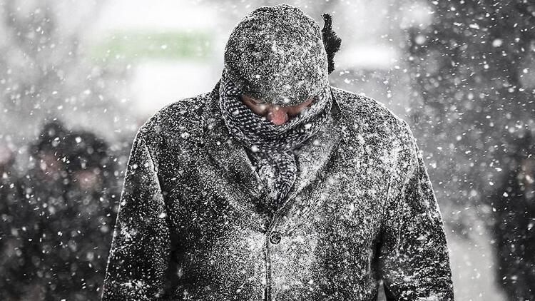 Meteorolojiden birçok ile 'kar, buzlanma ve don' uyarısı