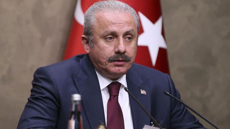 TBMM Başkanı Şentop, 1990 yılında şehit olan Azerbaycanlı askerleri rahmetle andı