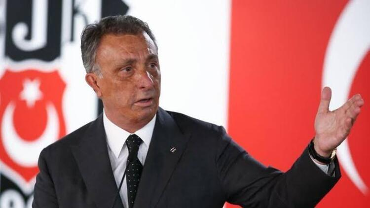Beşiktaş Başkanı Ahmet Nur Çebi'den ezeli rakiplere transfer göndermesi!