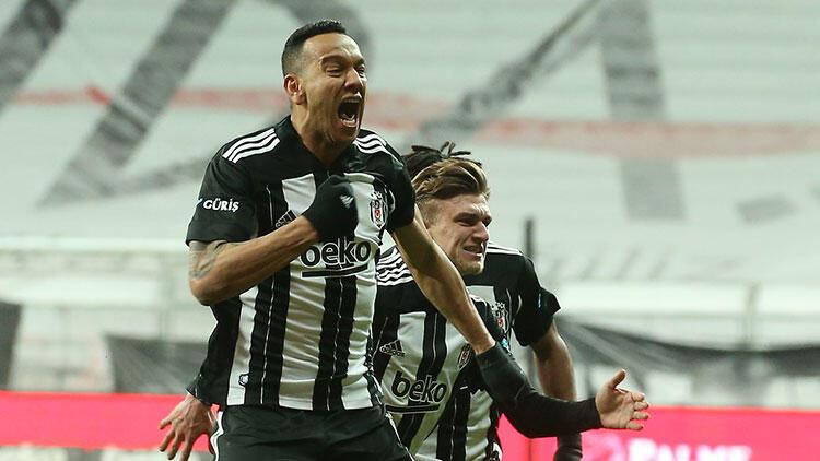 Beşiktaş kararı verdi! Josef de Souza ile yola devam