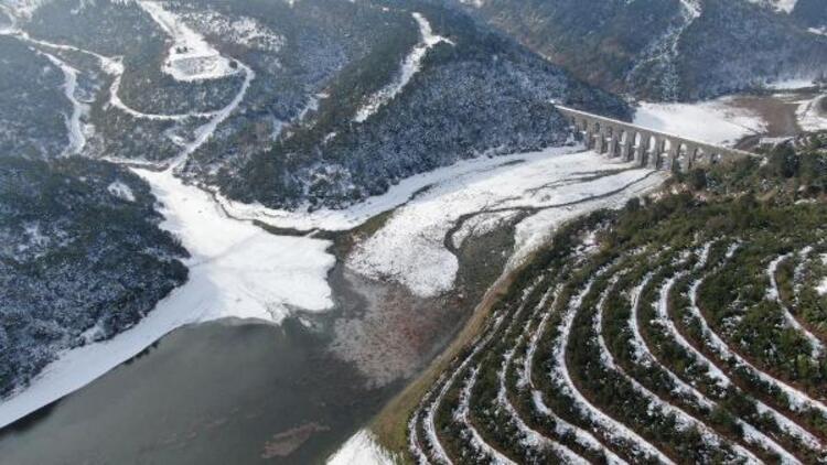 İstanbul'da karlar eriyor, barajlardaki doluluk oranı artıyor ama yine de son 10 yılın en düşük oranı