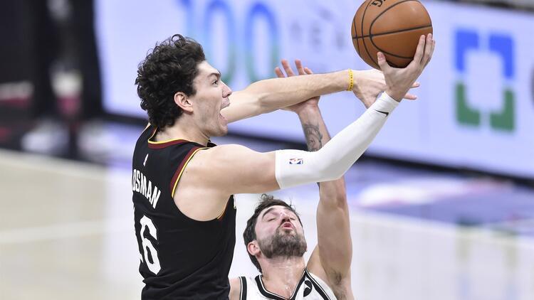 NBA'de Gecenin Sonuçları | Cavaliers, Nets'i Cedi'nin 25 sayısıyla devirdi!