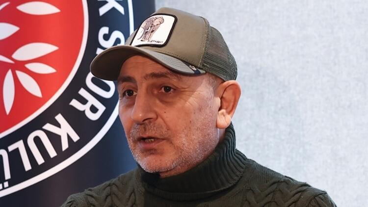 """Fatih Karagümrük Başkanı Hurma'dan Mesut Özil açıklaması! """"Dünyanın en iyi 10 numarası..."""""""