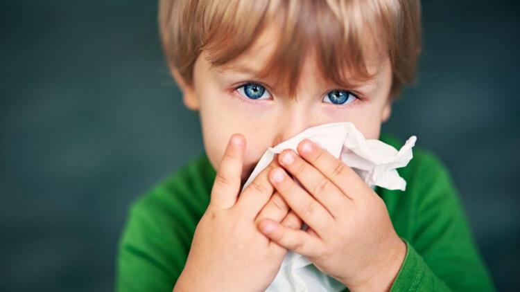 Çocukların sürekli grip olmasının nedeni bağışıklık sisteminin zayıflığı olabilir