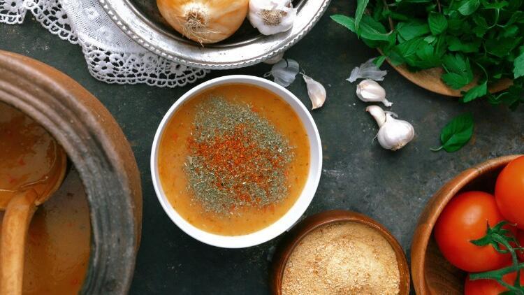 Uşak tarhanası çorbası tarifi
