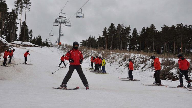 MSB duyurdu: 'Askeri kayakçılık eğitimi' düzenlendi