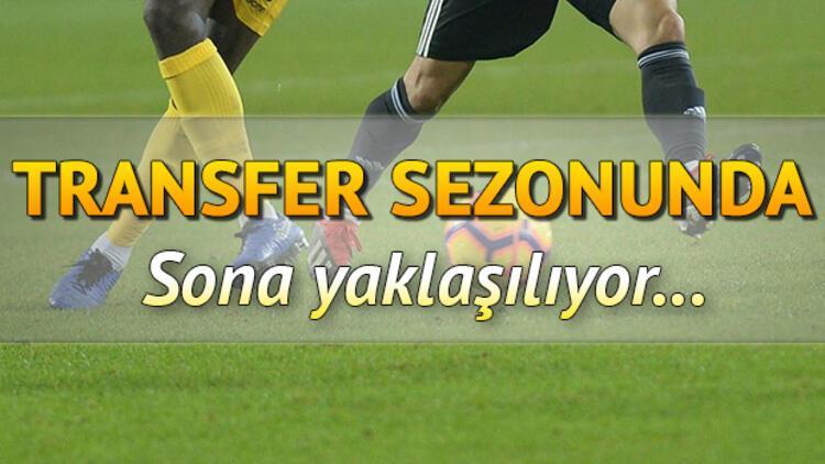 Transfer sezonu ne zaman bitiyor? 2020-2021 ara transfer döneminin biteceği tarihi TFF duyurdu