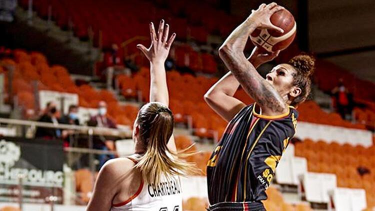Bourges Basket 87-80 Galatasaray