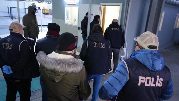 Son dakika... İki ilde DEAŞ operasyonları... Ankara'da infaz timine gözaltı