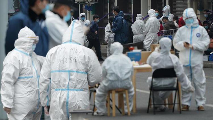 Çin'de 'şüpheli vaka' paniği! İki hastane karantinada
