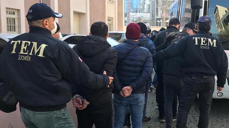 FETÖ'den tutuklananların sayısı 65 oldu