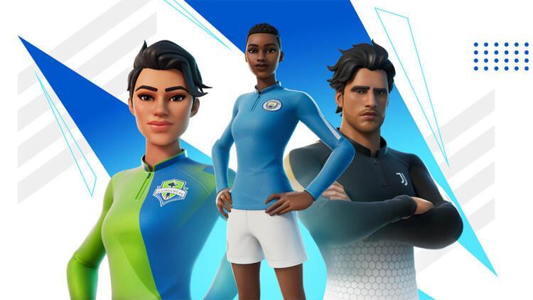 Manchester City ve FaZe Clan Fortnite turnuvası