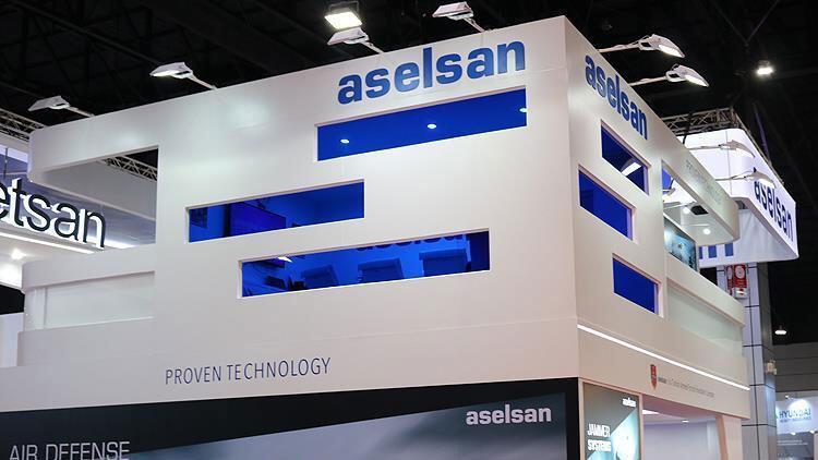 Aselsan'dan bir yılda 450 milyon liralık sözleşme