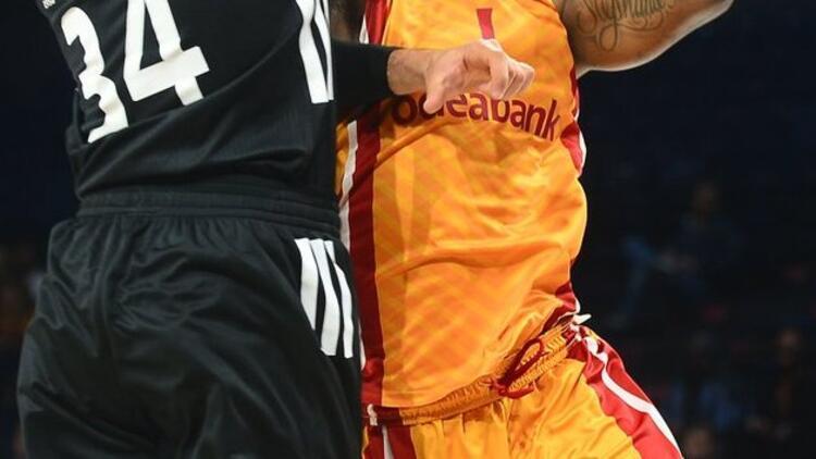 Erkek basketbolunda derbi heyecanı! Beşiktaş'ın konuğu Galatasaray...