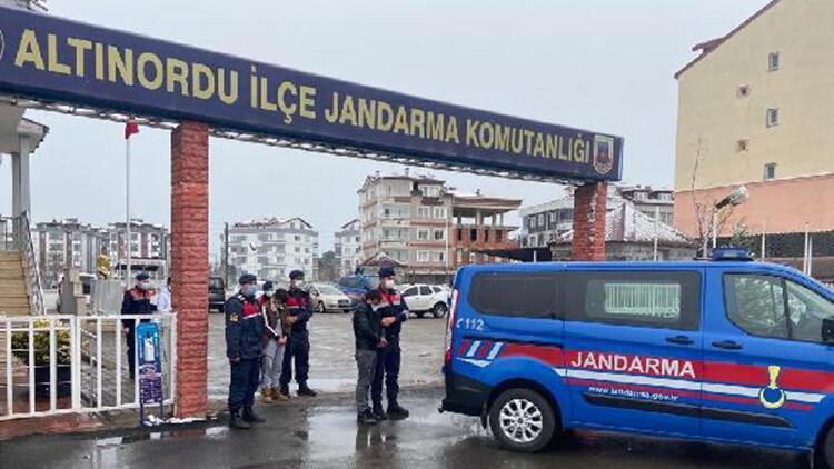 Yaylada 14 evden hırsızlık yapan 3 kişi tutuklandı