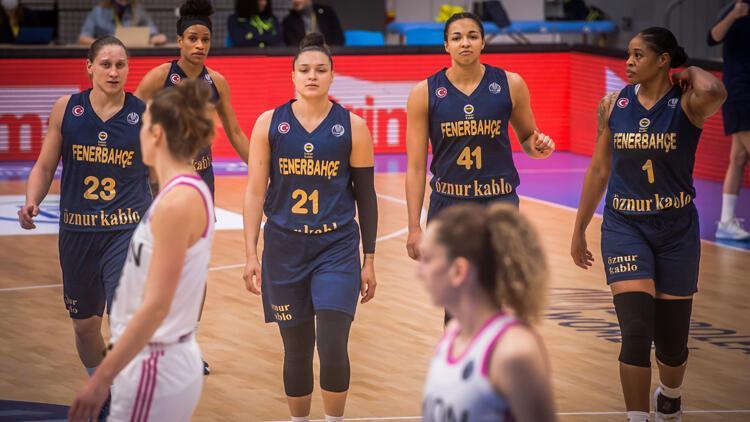 ASVEL Feminin: 65 - Fenerbahçe Öznur Kablo: 67