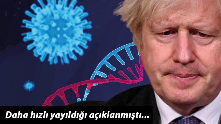 Boris Johnson'dan korkutan 'mutasyonlu koronavirüs' açıklaması: Daha ölümcül olabilir