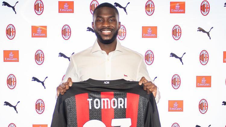 Milan, Chelsea'den savunma oyuncusu Tomori'yi kiraladı