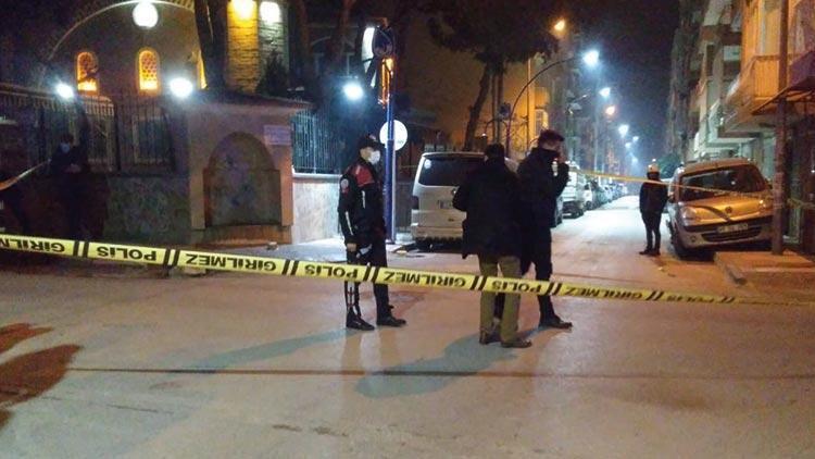 Tartıştığı kişi tarafından sokak ortasında öldürüldü