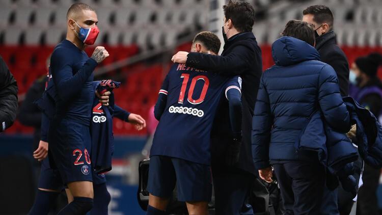 PSG, Montpellier'i 4 golle yendi
