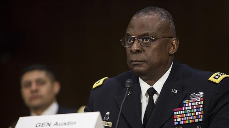ABD Savunma Bakanı Austin ilk telefon görüşmesini Stoltenberg ile yaptı