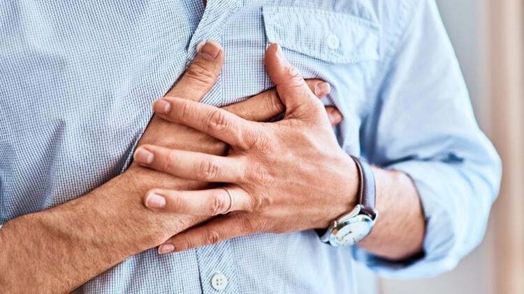 Kalp krizi belirtileri salgın korkusu nedeniyle ihmal edilmemeli