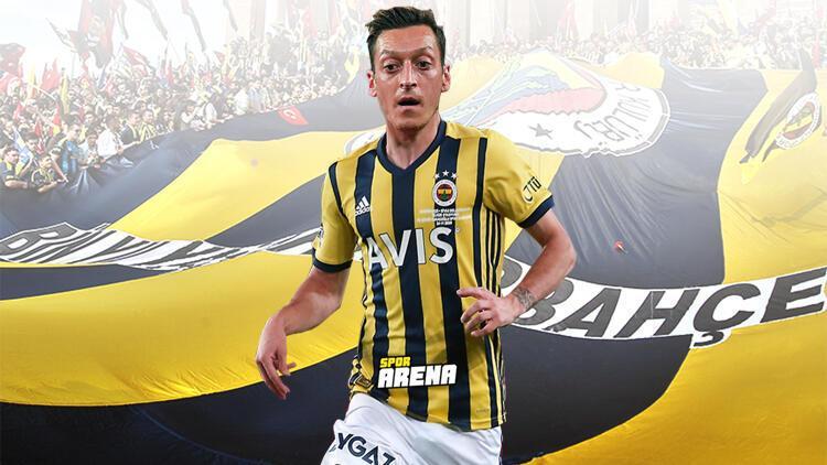 Fenerbahçe'den 'Mesut Ol' kampanyası.. 20 dakikada resmi site çöktü
