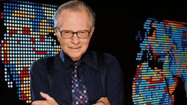 Son dakika! ABD'li ünlü televizyon sunucusu Larry King hayatını kaybetti!
