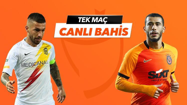 Galatasaray 6 eksikle Malatya'da! Bu maça iddaa oynayanların %47'si...