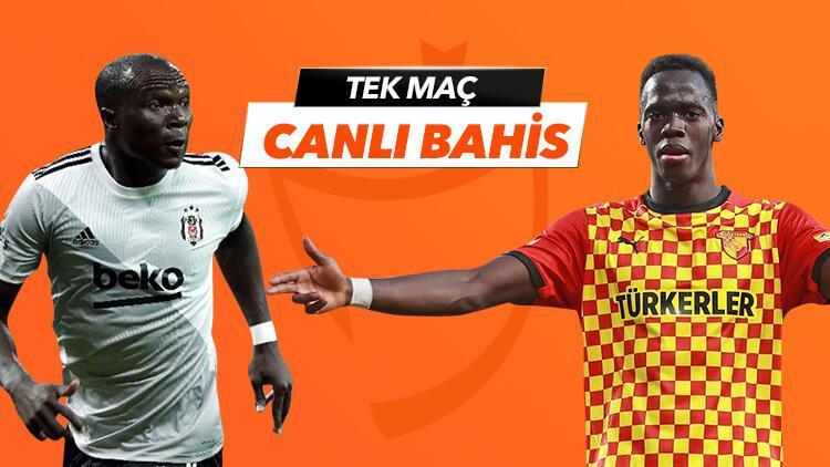 Sergen Yalçın son haftaların bankosunu kesti! Göztepe'nin Beşiktaş karşısında iddaa oranı...
