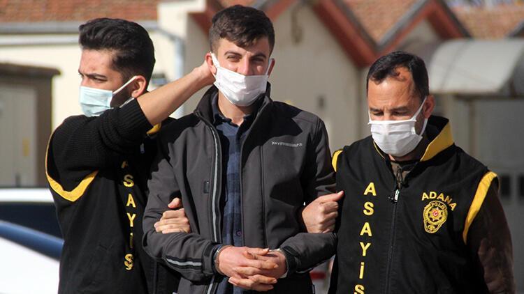 """Adana'da yakalanan kapkaç zanlısı: """"Yakışıklı çıkmazsam konuşurum"""""""
