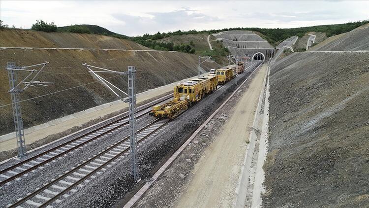 Ankara-Sivas YHT hattının performans testleri yarın başlıyor