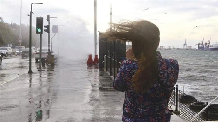 Meteoroloji'den flaş uyarı! Saatteki hızı 120 kilometre