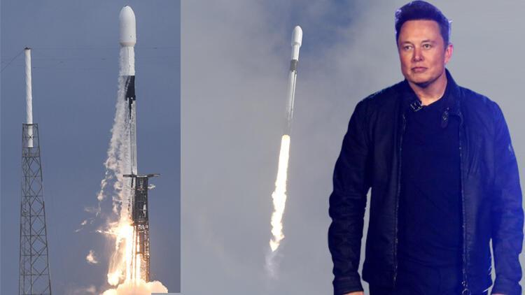 SpaceX'ten rekor! Tek seferde 143 uydu fırlattı