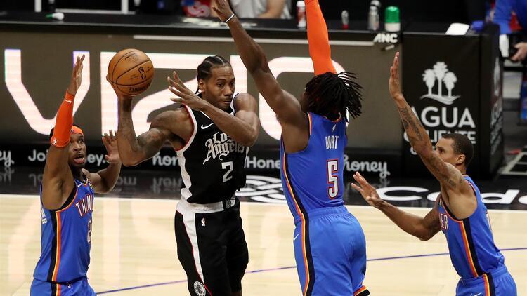NBA'de Gecenin Sonuçları | Los Angeles Clippers, üst üste 7. kez kazandı!