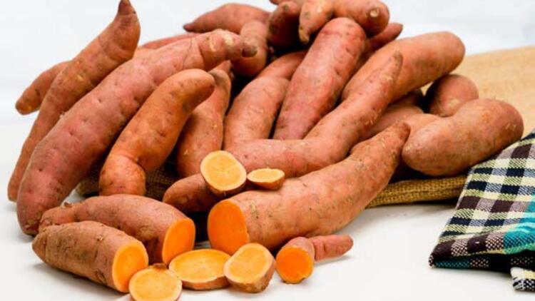 Kanser Hastalıklarında Bile Destek Oluyor! Tatlı Patatesin Bilinmeyen Faydaları...