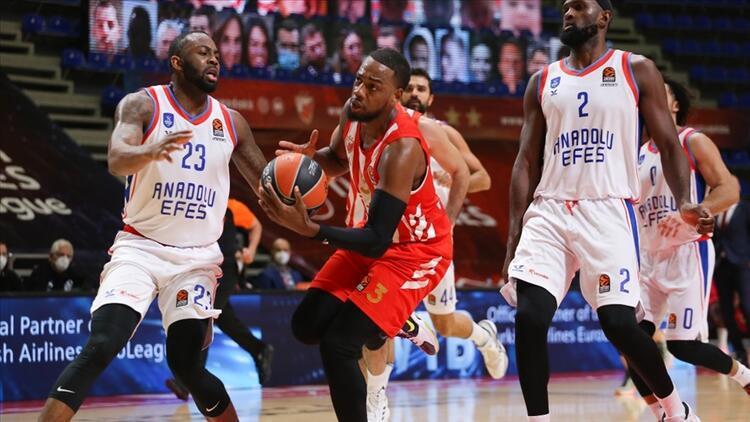 Anadolu Efes Kızılyıldız maçı saat kaçta, hangi kanalda, şifreli mi?