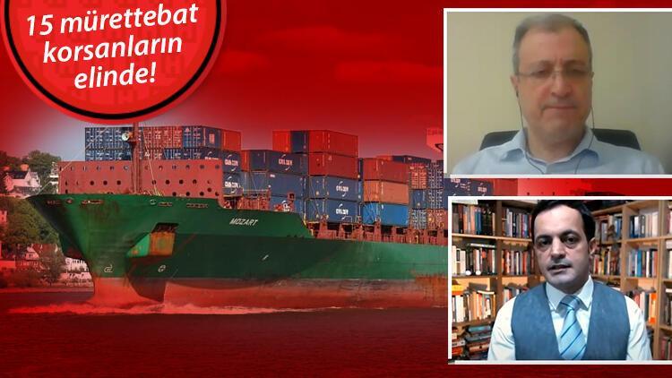 15 mürettebat korsanların elinde! Gemilerde silahlı güvenlik var mı? İşte merak edilen sorunun cevabı…