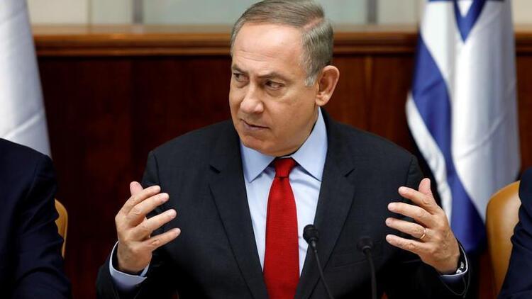 Facebook Netanyahu'nun paylaşımını sildi